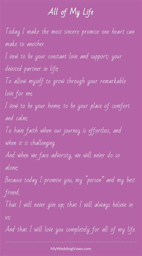 Quotes About Wedding : Wedding Quotes : Today I make the
