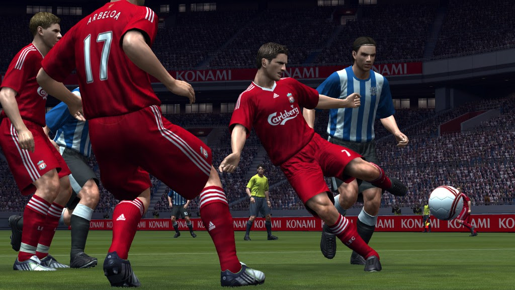 free download pro evolution soccer 2009
