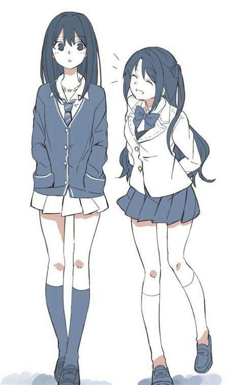anime girl  friends doki doki   anime