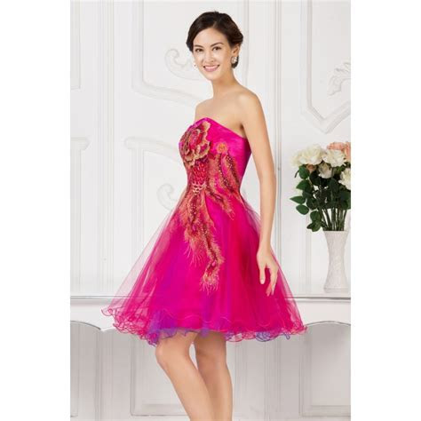 5 Colors Knee Length Corset Cheap Bridesmaid Dresses Short