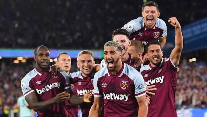 «Вест Хэм» — «Лестер»: счет матча 4:1, обзор голов — Футбол