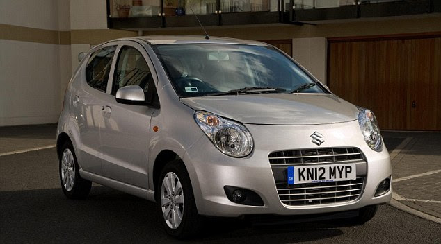 Top 5 cheapest brand new cars you can buy in Britain