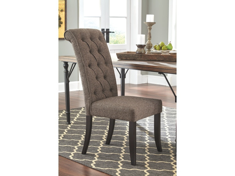 Signature Design By Ashley Dining Room Dining Uph Side Chair 2cn