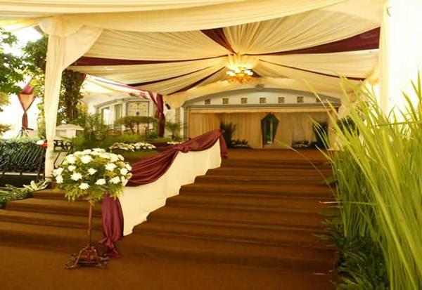 jenis macam tenda pernikahan