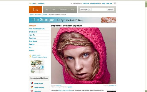 Featured in the Storque :)