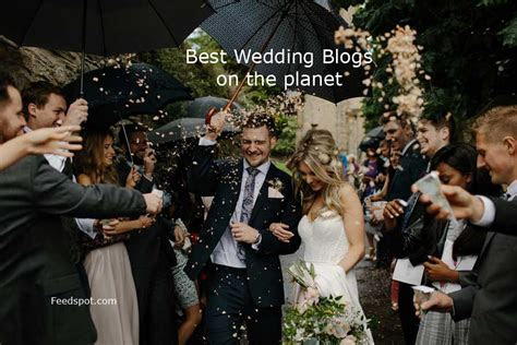 Top 100 Wedding Blogs and Websites To Follow in 2018