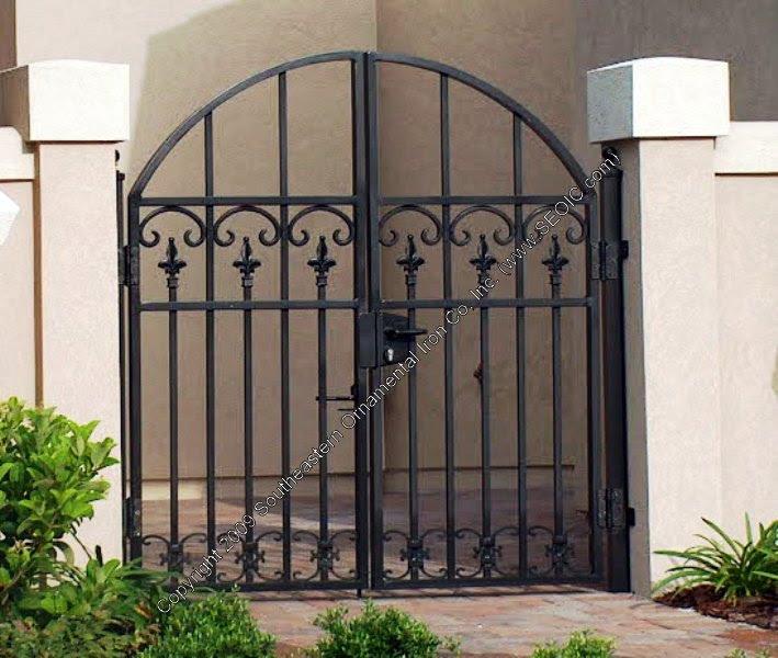 Walk Gates Garden Gates Courtyard Gates Security Gates