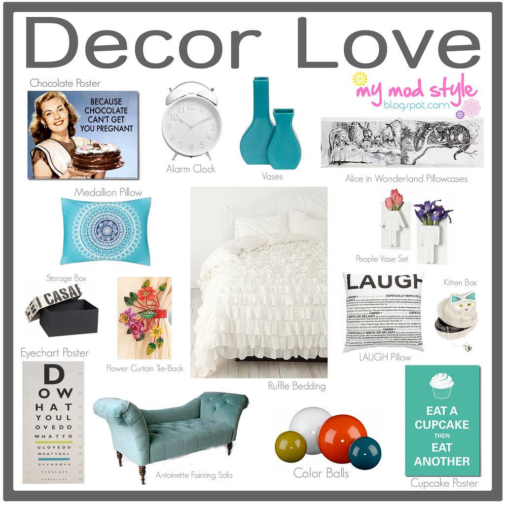 Decor Love august 2010