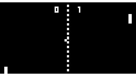 classic pong android app chip