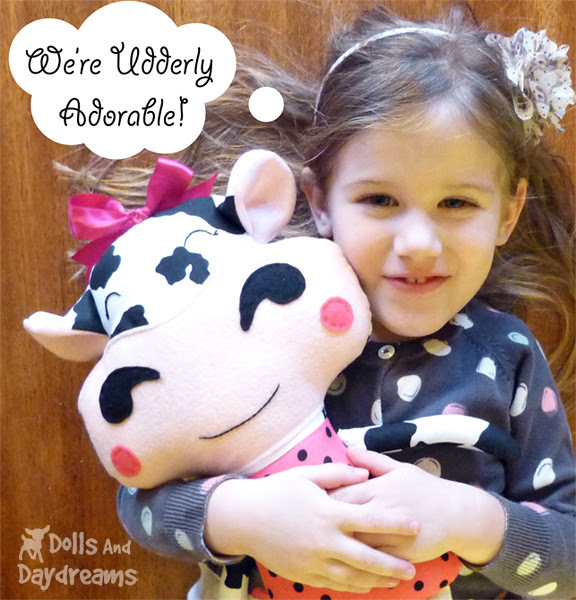 Udderly Adorable!