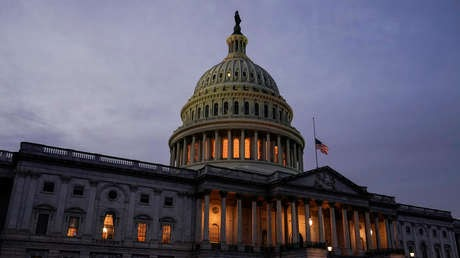 ⭕ URGENTE | La Cámara de Representantes de EE.UU. aprueba el juicio político a Trump tras el asalto al Capitolio.