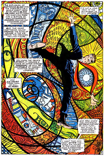 Nick Fury #7