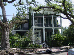 Anne Rice´s house in New Orleans