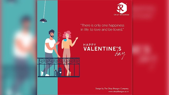 Valentine Day 2021 After Effect Template Free Download - Okay Bhargav