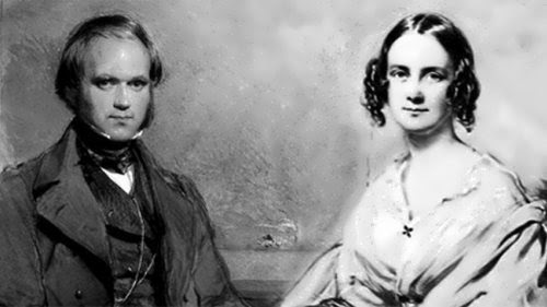 Image result for darwin and his wife