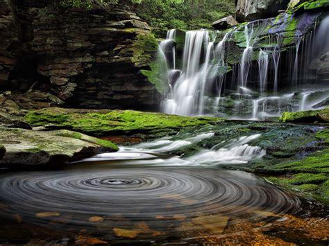 beautiful hd wallpaper  desktop elakala cascades falls