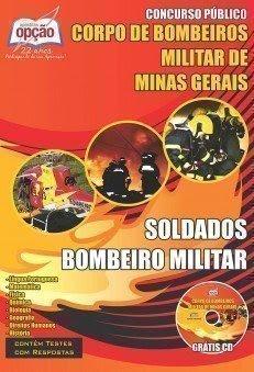 Apostila Concurso Bombeiro SOLDADOS BOMBEIRO MILITAR