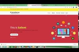 Free Download Web Company Profile dinamis dengan Laravel dan Mysql
