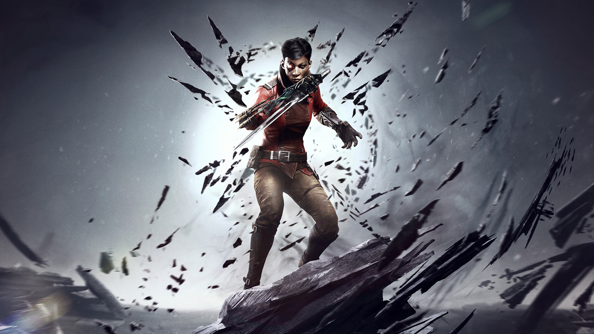 Bethesda has announced Dishonored: Death of the Outsider for PS4, Xbox One and PC screenshot