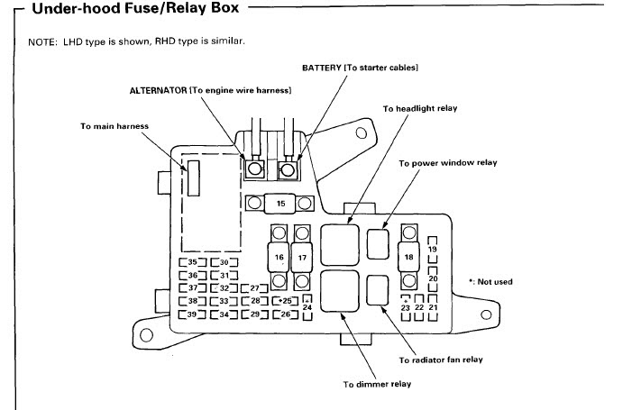 33 2008 honda civic relay diagram