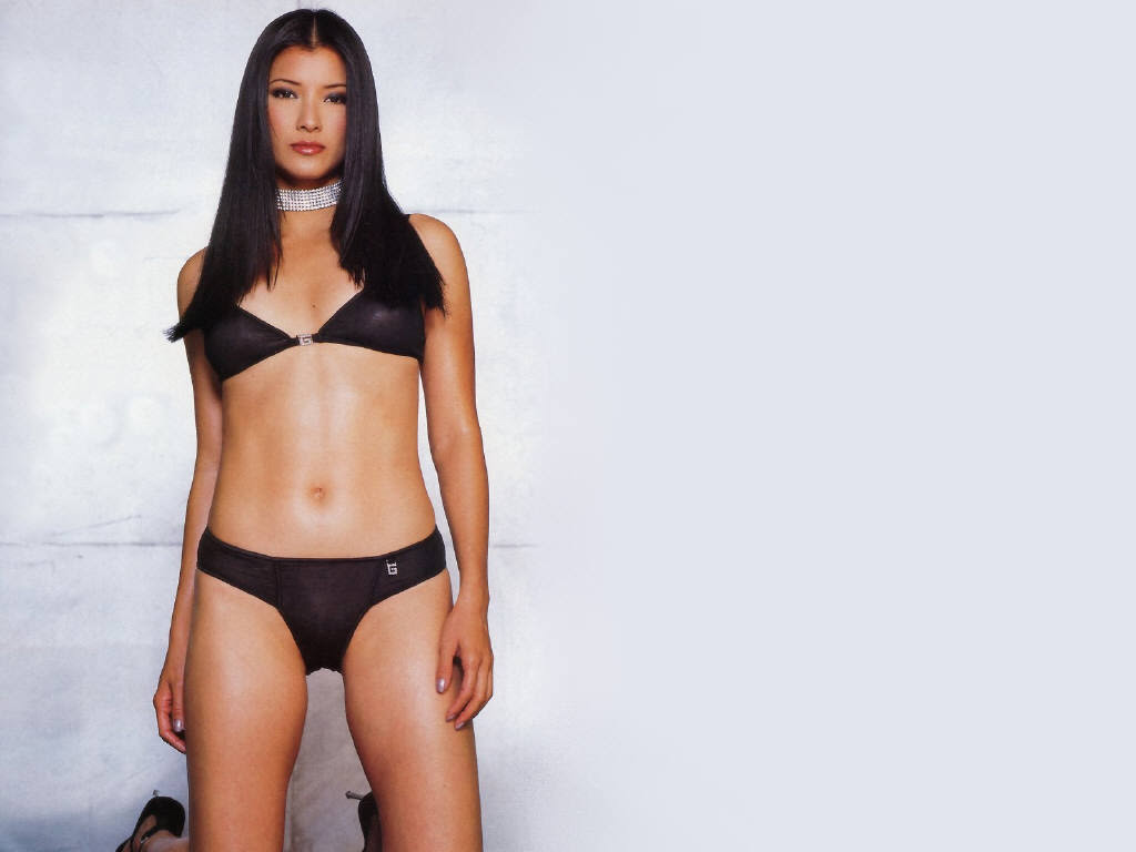 Kelly Hu Sexy Wallpaper Images