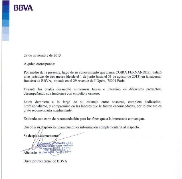 Best Quotes O Carta De Recomendacion Familiar Para Un Banco