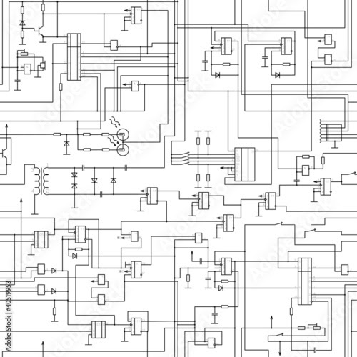 Auto Wiring Diagram Advanced Symbols