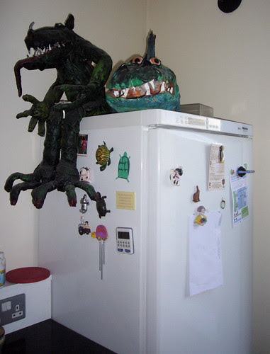 What's on the Outside of Your Fridge?