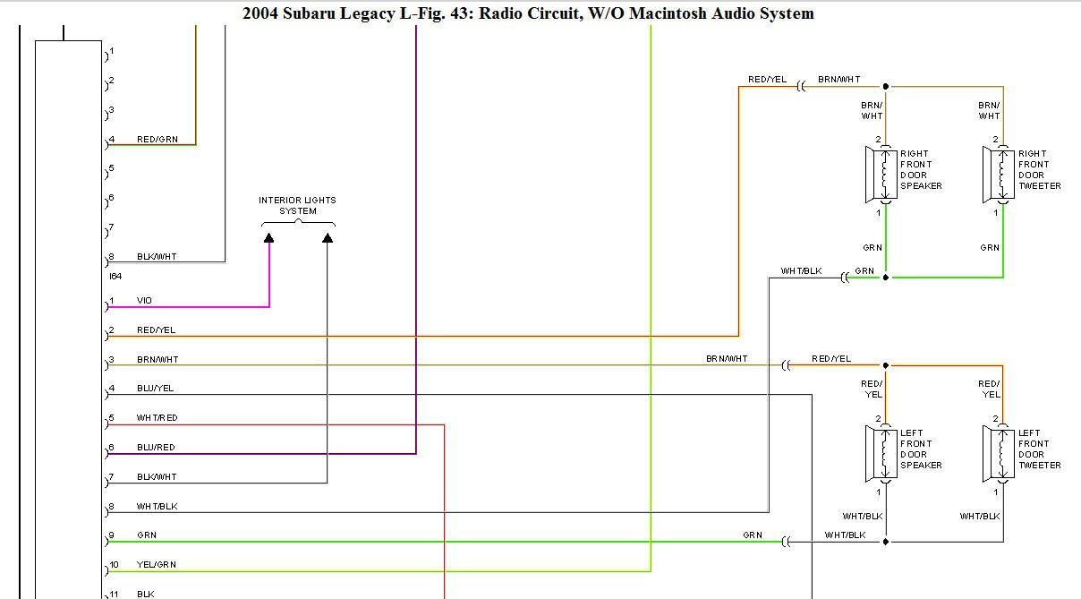 Subaru Impreza 1993 Wiring Diagram Wiring Diagram Workstation Workstation Pasticceriagele It