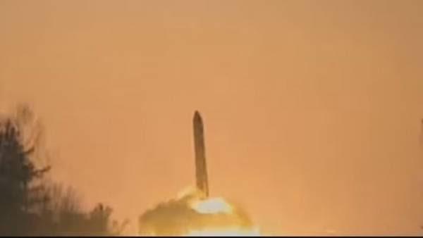 Satan 2, el poderoso misil ruso que puede acabar con Francia./ Imagen de Youtube.