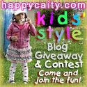 Happy Caity's Kids' Style Blog Giveaway and Contest