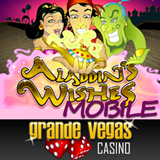 Grande Vegas Casino Giving Free Spins and Casino Bonus on New Aladdin