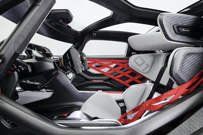 Porsche launches 3D-printed seats
