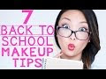 7 Back To School Makeup Tips You Need To Know! YouTube
