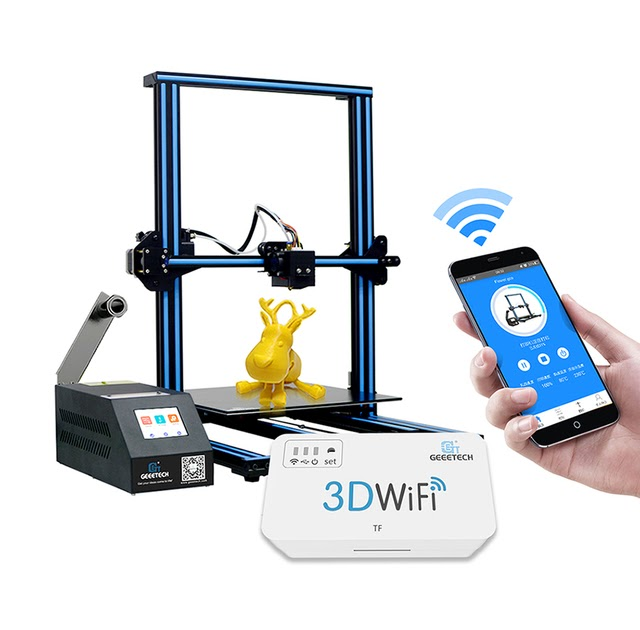 Best 3D Printer: Best Price GEEETECH Open Source DIY A30 3D