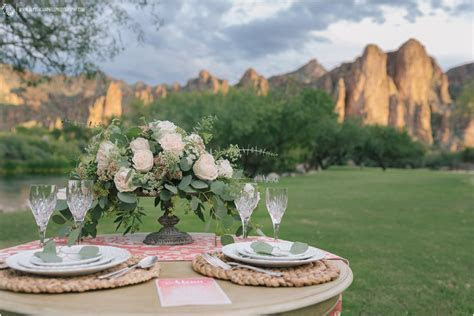 Saguaro Lake Guest Ranch Styled Wedding   Alyssa Campbell