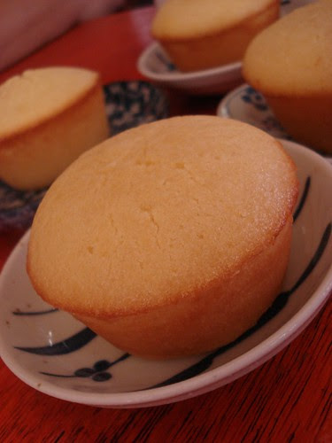 calamansi muffin real coffee