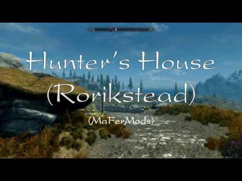[ Mod ] Skyrim - Hunter's House