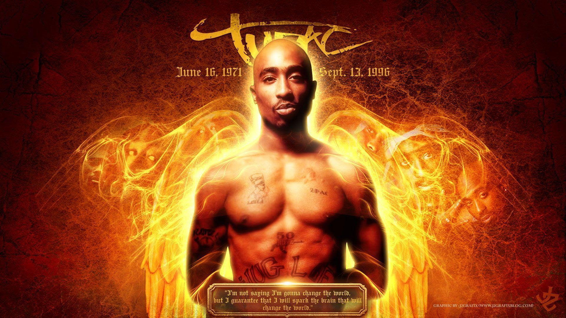 2pac Wallpapers - Wallpaper Cave