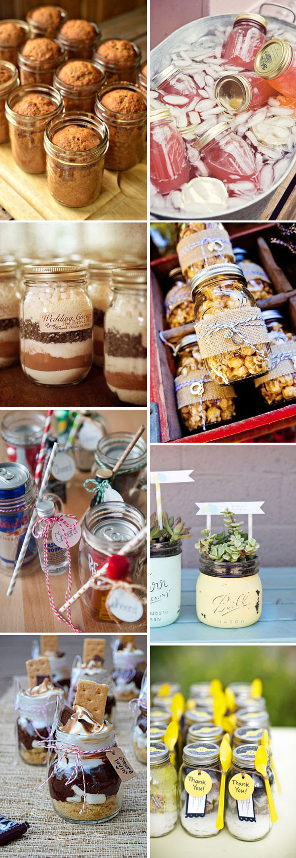 50 Best Rustic Wedding Ideas With Mason Jars Stylish Wedd Blog
