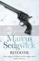 Revolver by Marcus Sedgewick