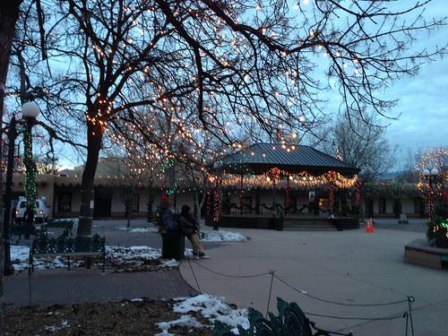 The Plaza, Santa Fe