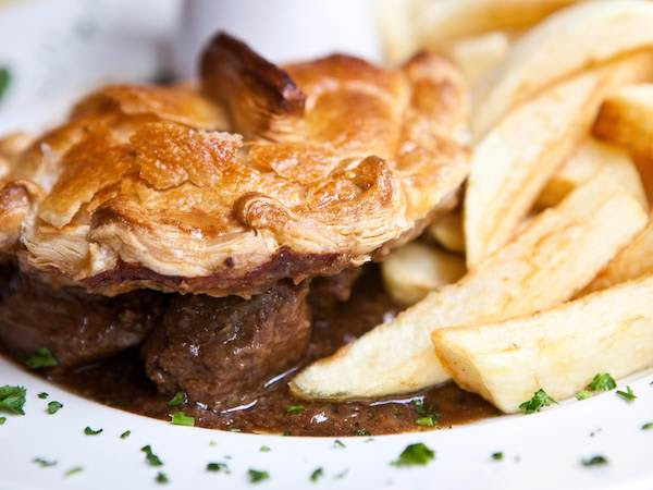Amazing Steak & Onion Pie - 3 syns Only