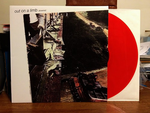 Out On A Limb - Drowned LP - Red Vinyl (/100) by Tim PopKid