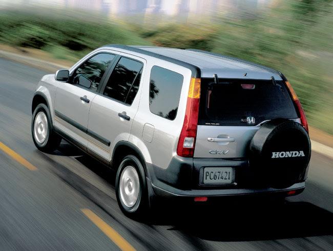 2004 Honda Cr V Pictures History Value Research News Conceptcarz Com