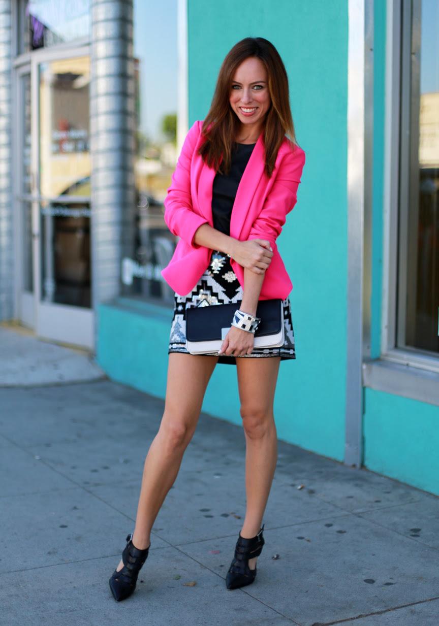 pink pop  sydne style