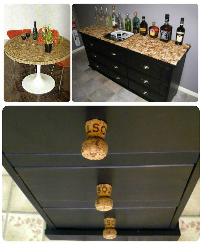reciclar-tapones-de-corcho-muebles