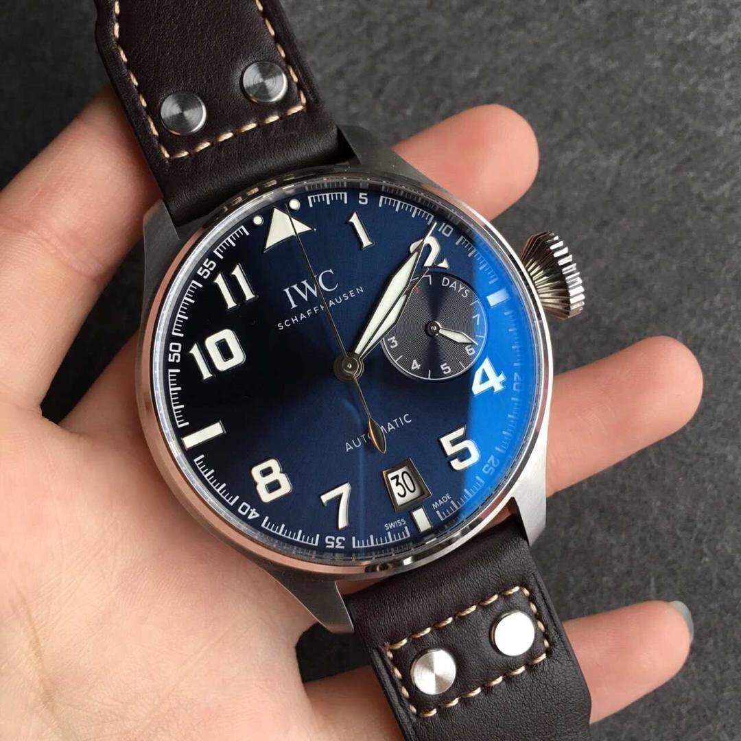 IWC Big Pilot IW500908 Replica Watch 1