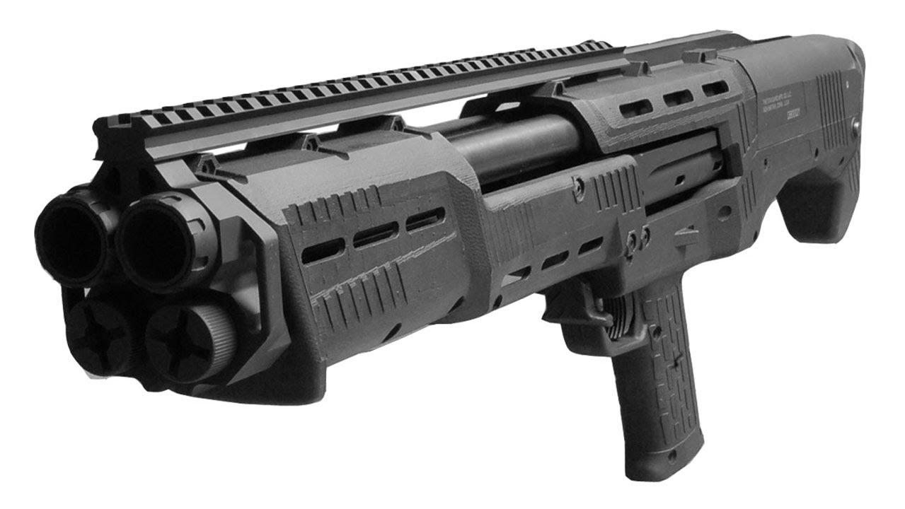 Standard Manufacturing Dp 12 Shotgun Double Barrel Pump 12 Gauge