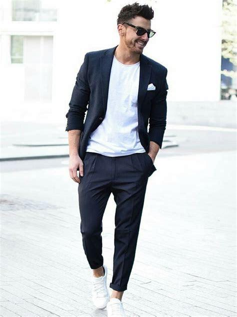 smart casual mens dress code guide man